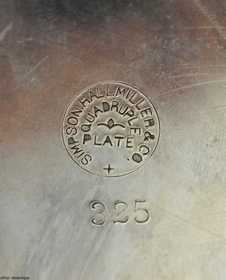 Marks silver identification plate Researching Silver