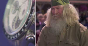 U.S. Air Force vet can't believe his ears during an appraisal on Antiques Roadshow