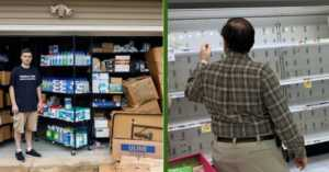 Brothers Who Hoarded 17,000+ Hand Sanitizers Forced To Donate Them