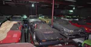 rare car collection