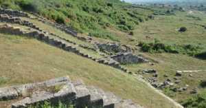 Nymphaeum of Apollonia in Albania