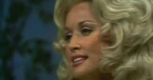 """Dolly Parton performing """"Jolene"""" on TV for the first time"""