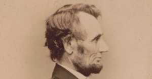profile photo of Abraham Lincoln from 1864
