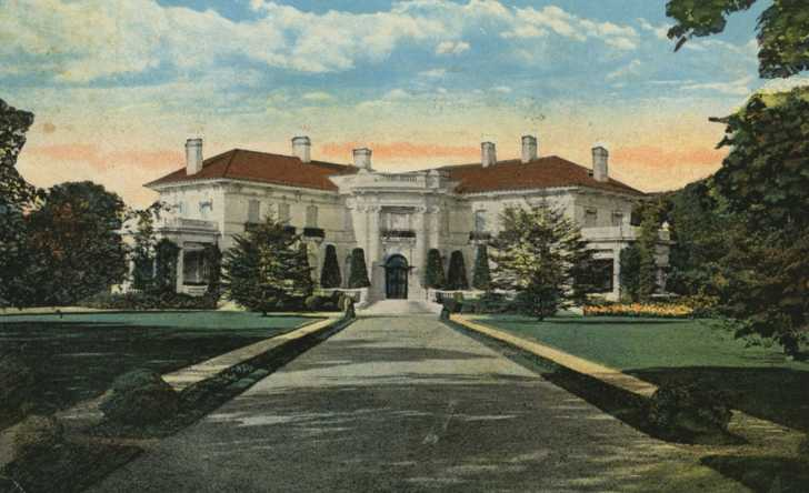 Iconic American Mansions That Have Long Since Been Torn ...
