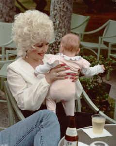Dolly Parton in 1983