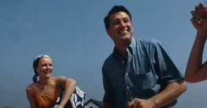 Rock Hudson's 1965 beach party