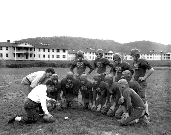 Jefferson High School football team, 1947