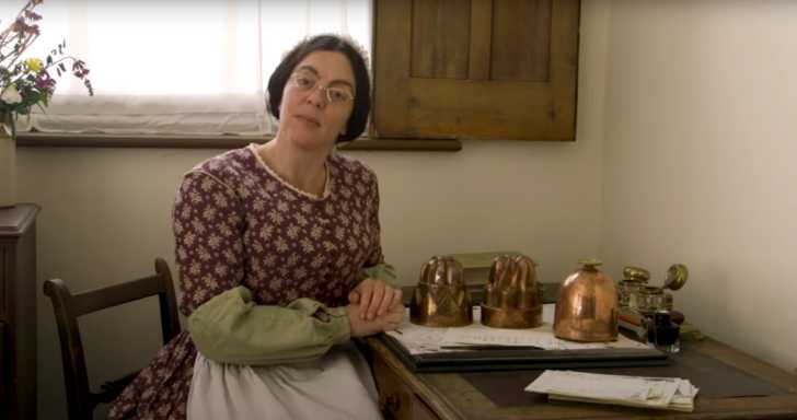 how the Victorians cleaned their kitchenware