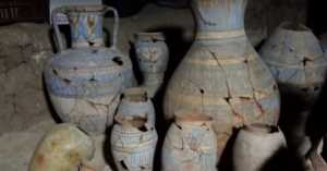 Godle City uncovered near Luxor