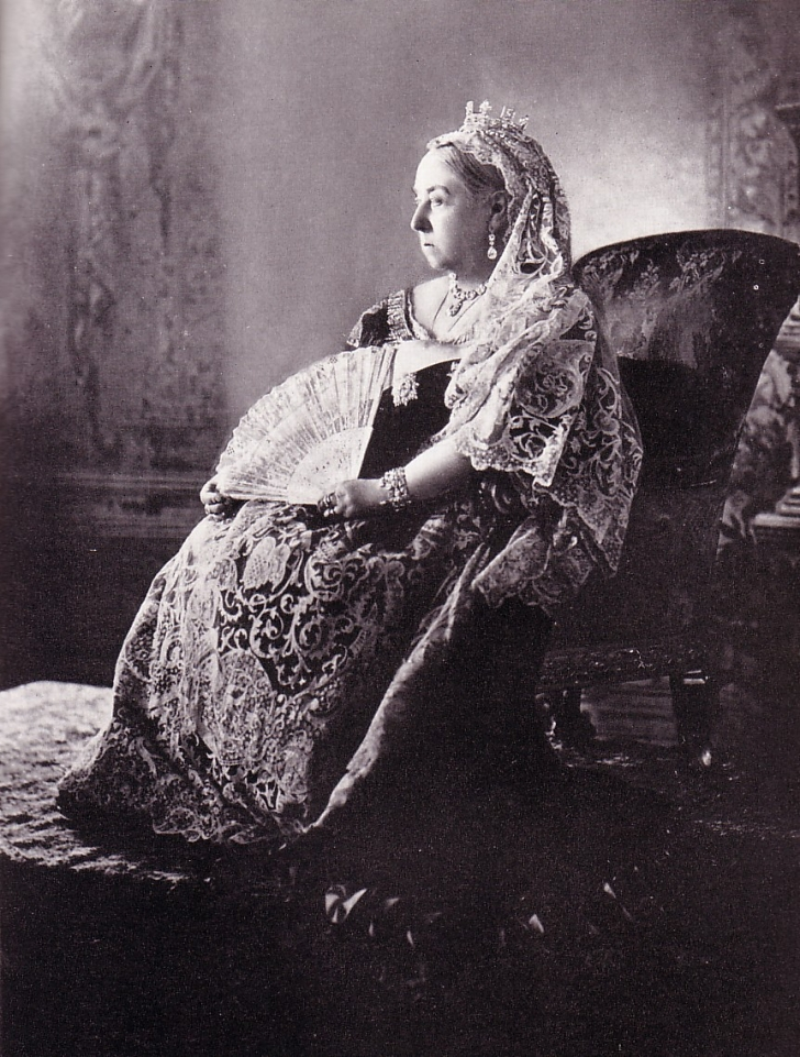 Queen Victoria in the 1890s