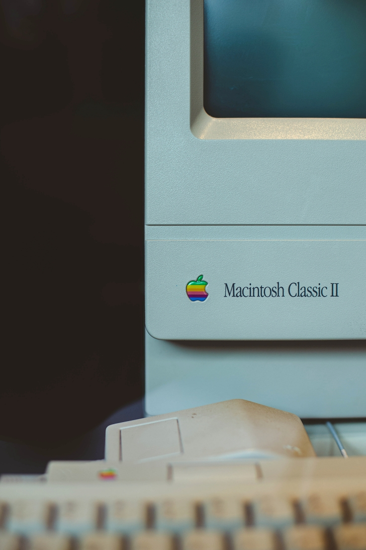 macintosh ii all in one computer