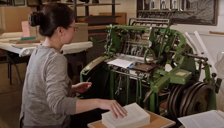 traditional book binding methods