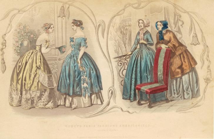 1849 fashion plate