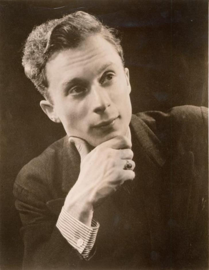 norman lloyd in early 1940s