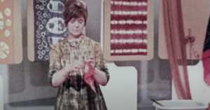 insturctional video on tie-dyeing from 1970