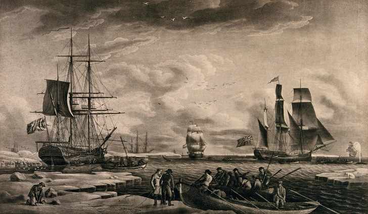 18th century whaling ships