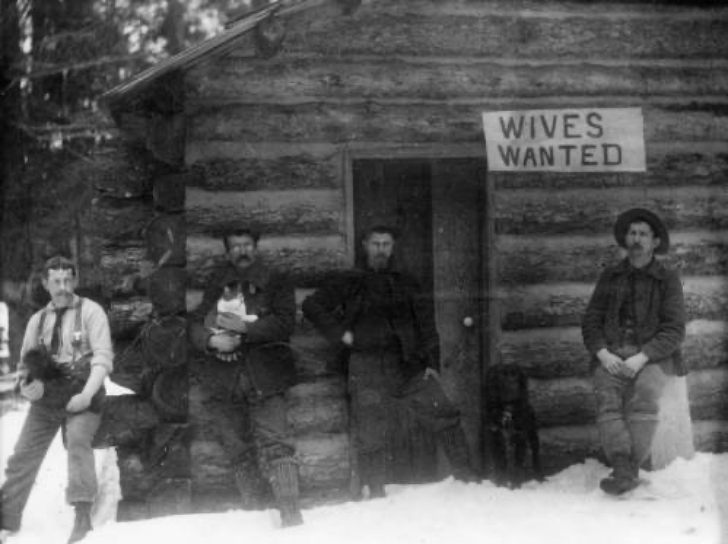 wives wanted montana 1901