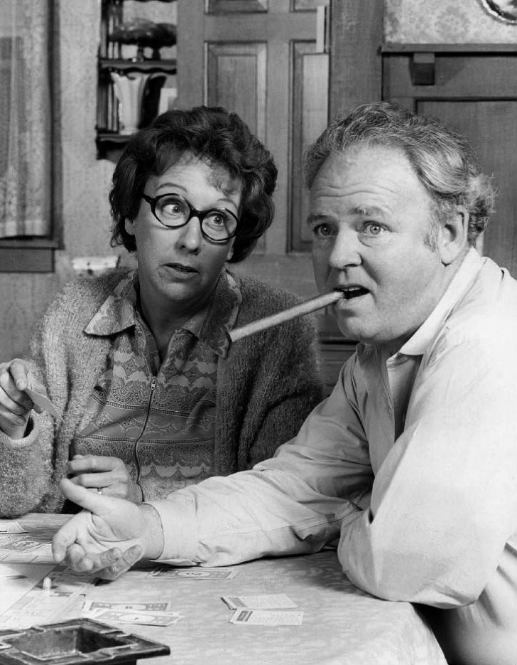 All in the Family publicity photo