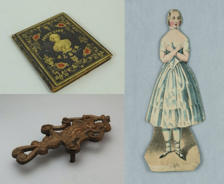 Jenny Lind products from Barnum