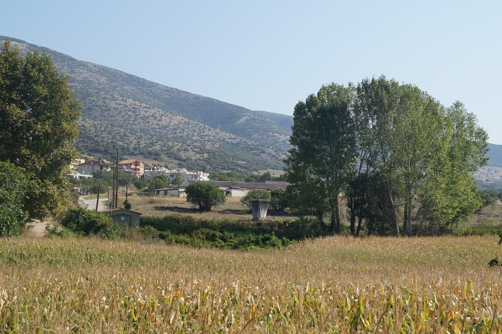 Dikili Tash in Greece
