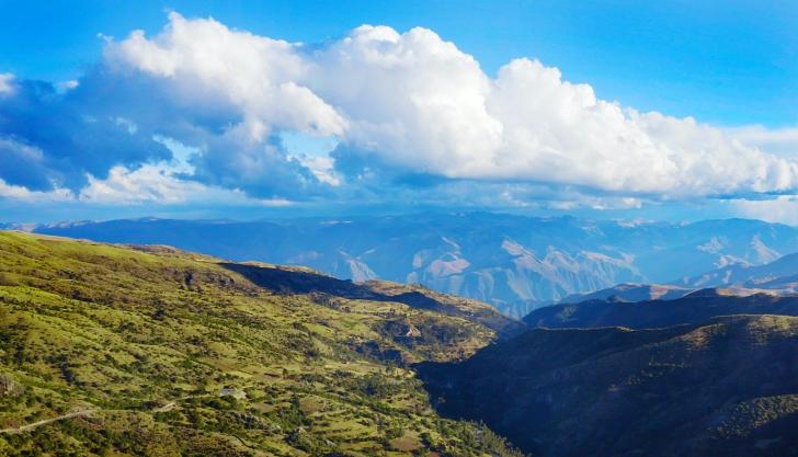 Ocra valley Peru