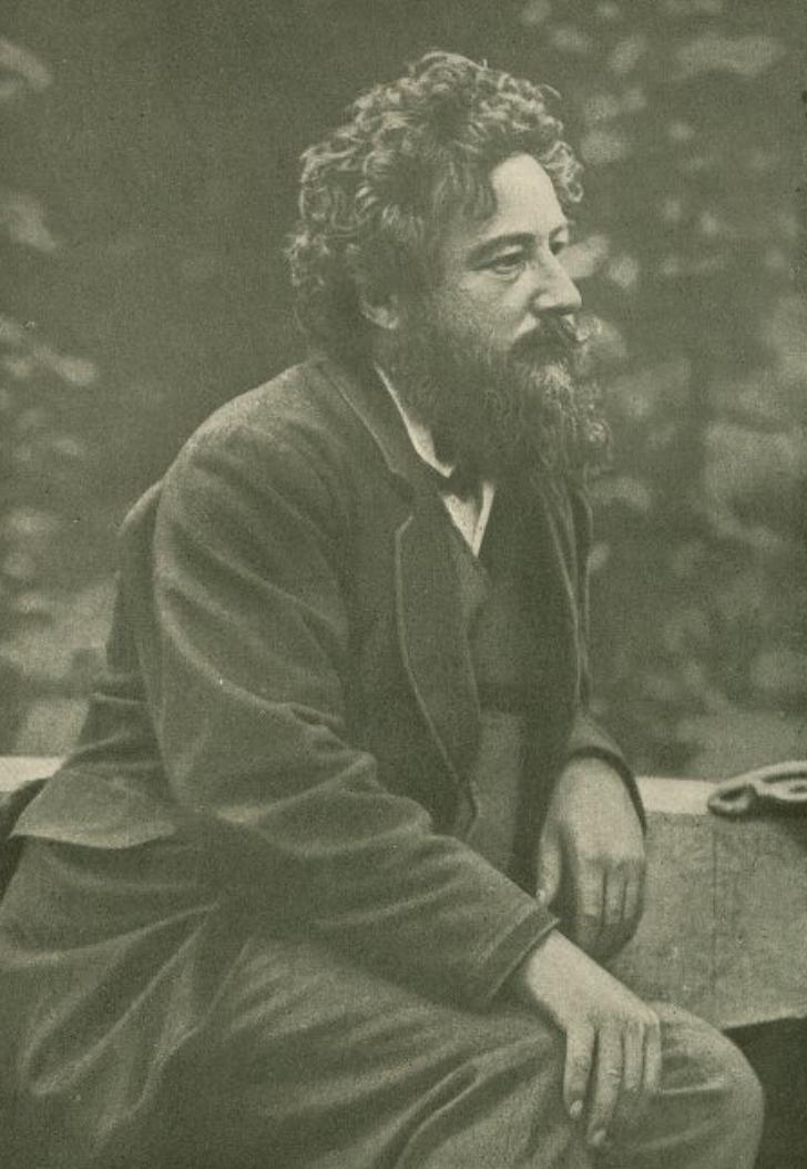 William Morris at age 41