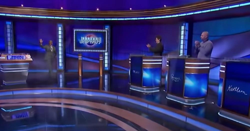 LaVar Burton hosts Jeopardy