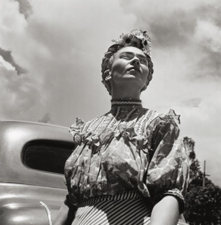 Frida Kahlo in 1941