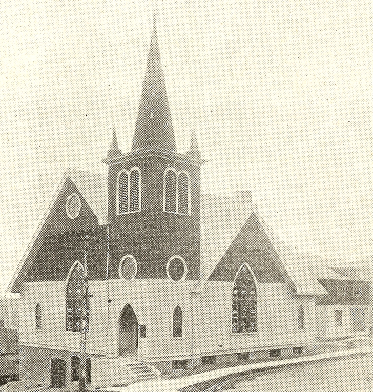 German Evangelical Church in Lower Queen Anne Seattle