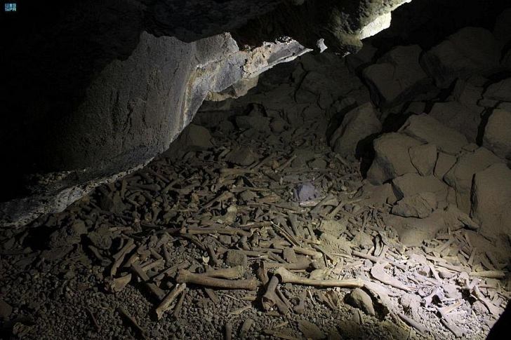 Umm Jirsan hyena cave