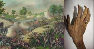 the Antietam Arm