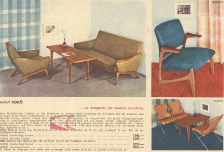 1959 IKEA catalog page