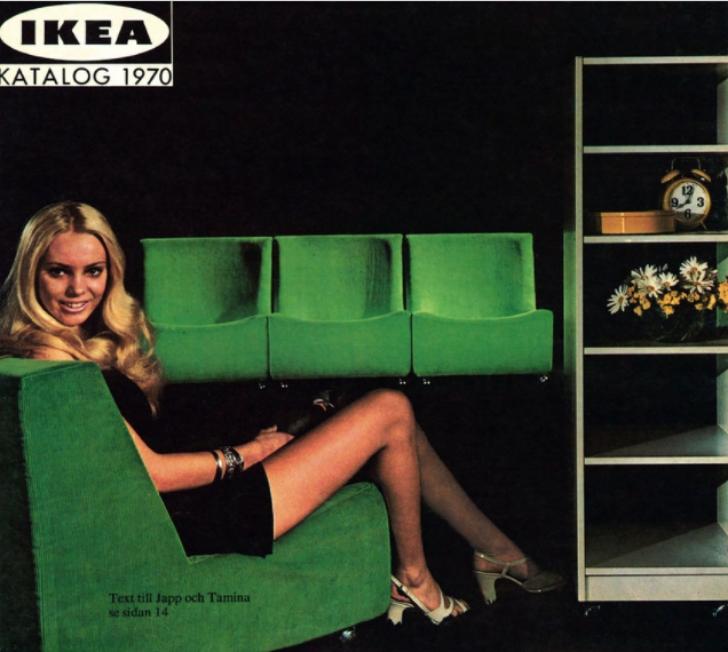 1970 IKEA catalog cover