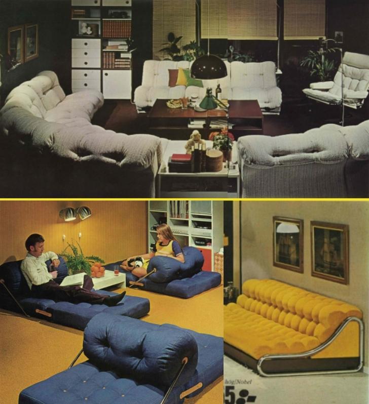 1973 IKEA catalog collage