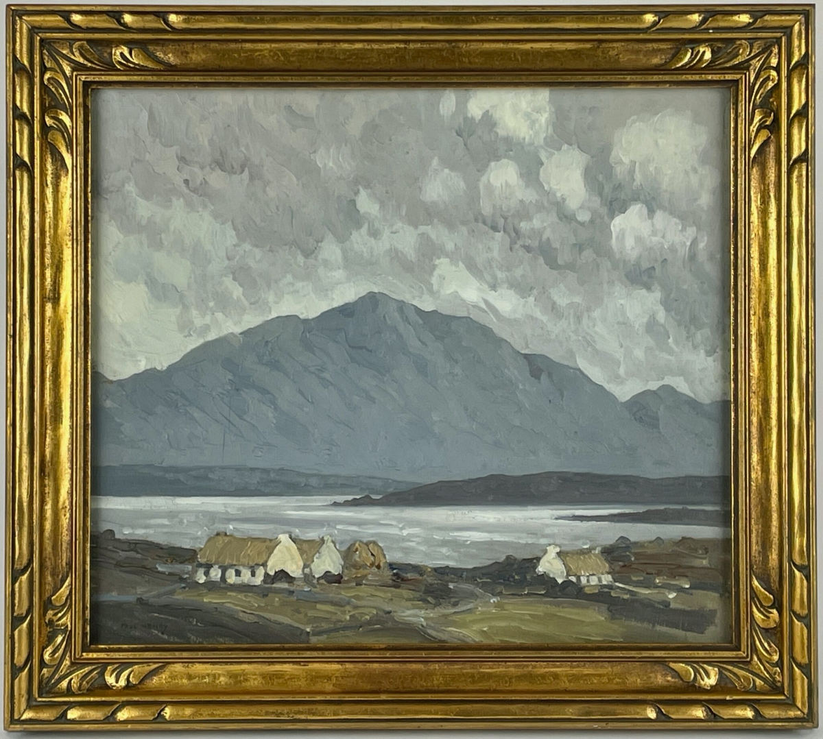 painting by Paul Henry