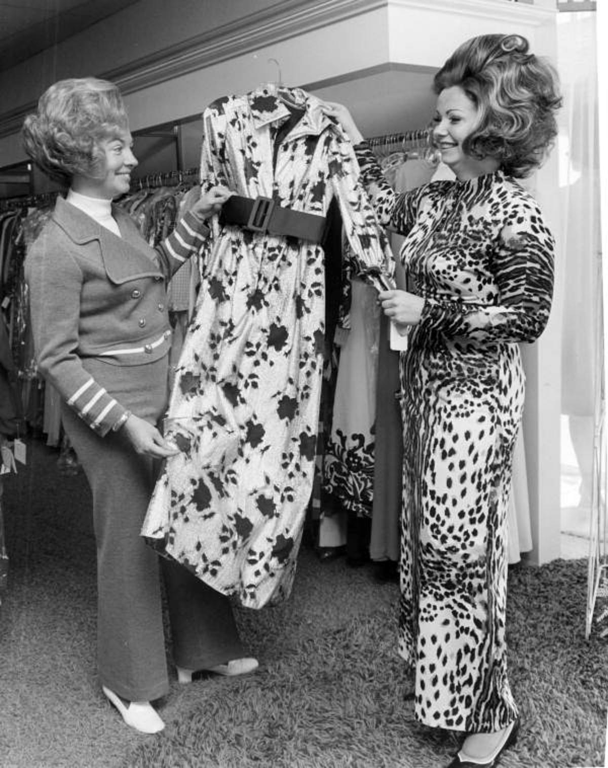 1970s bouffants