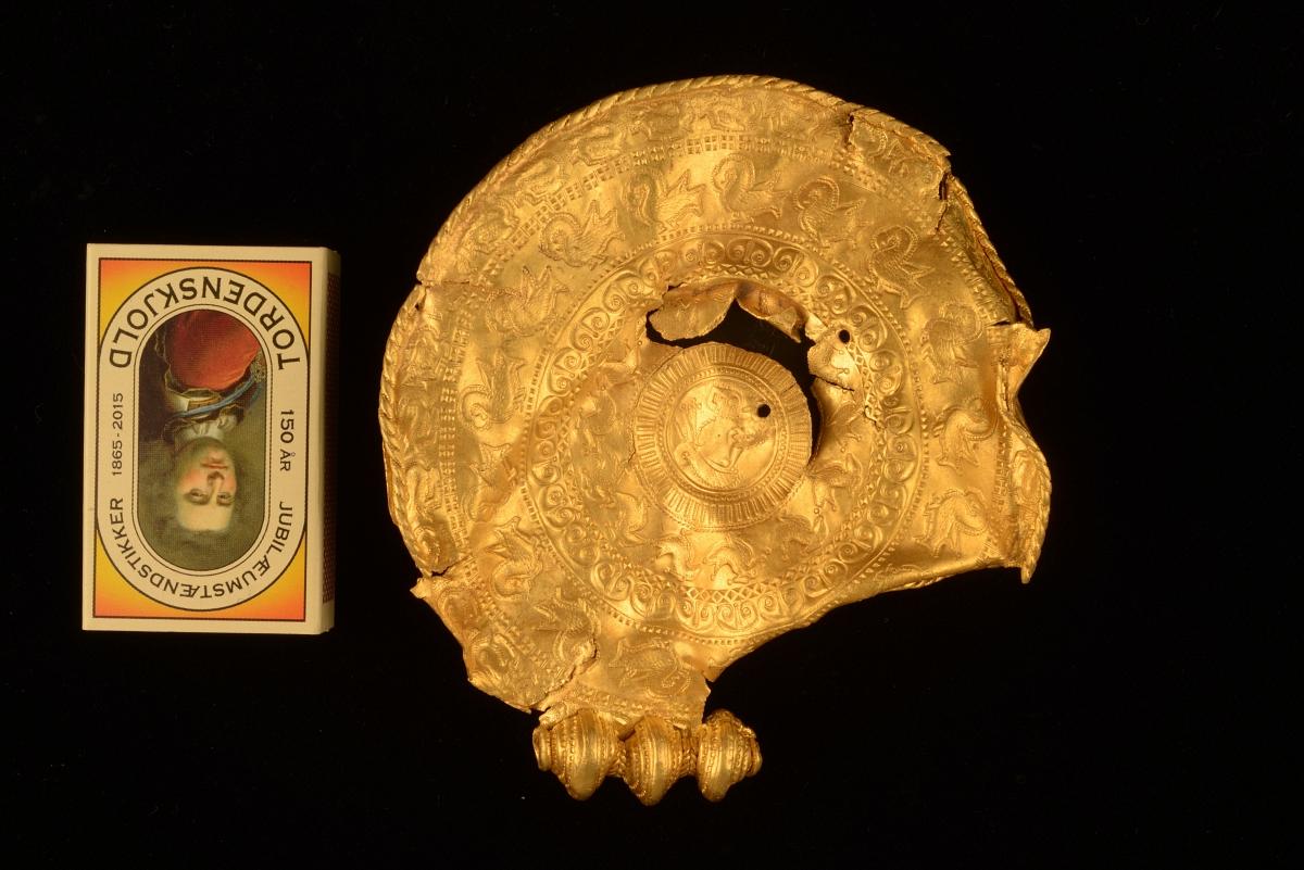 Danish gold hoard