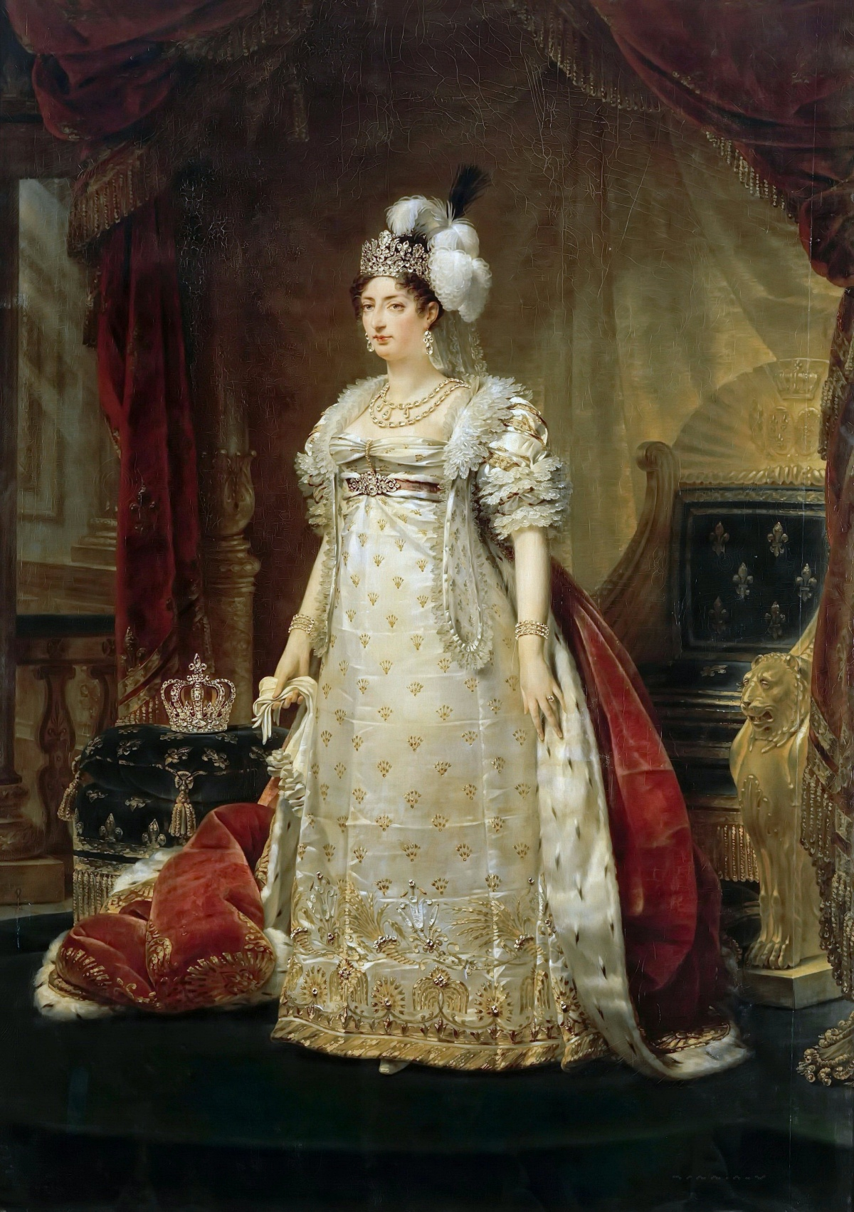Madame Royale Marie Therese Charlotte 1816