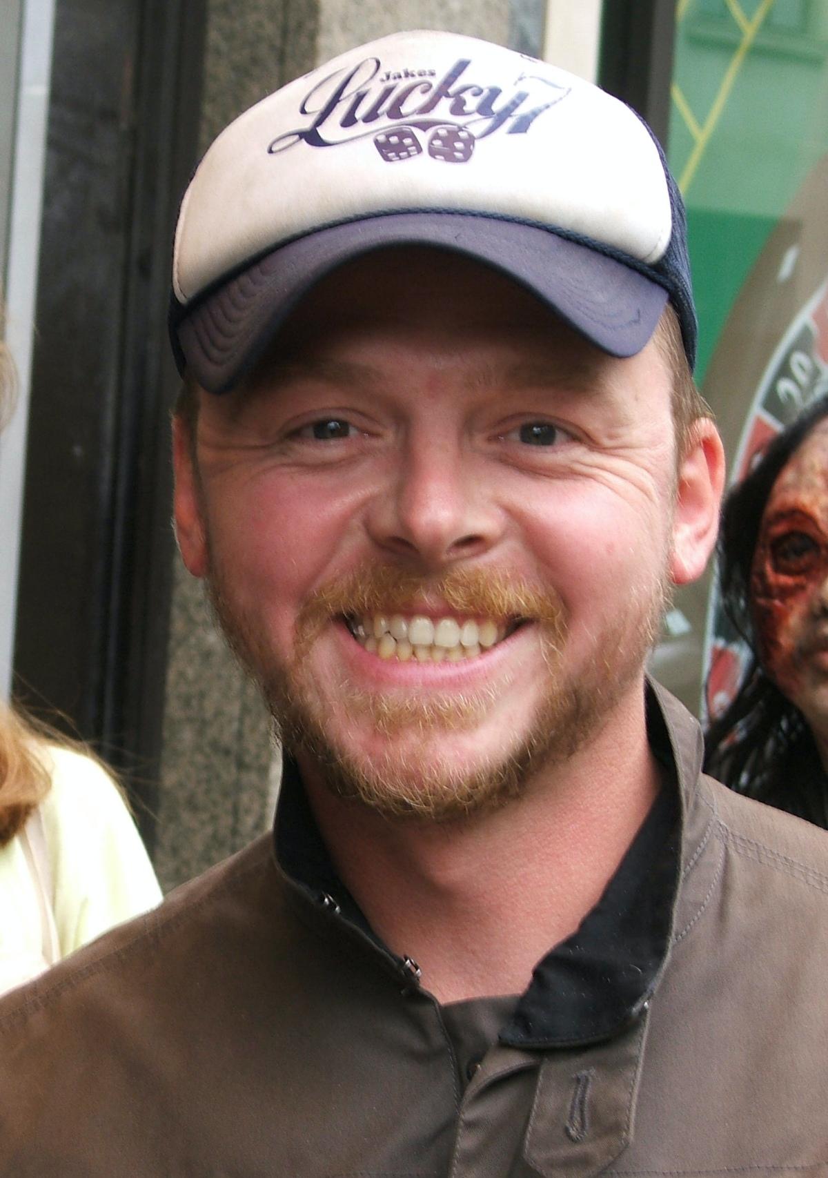 2005 Simon Pegg