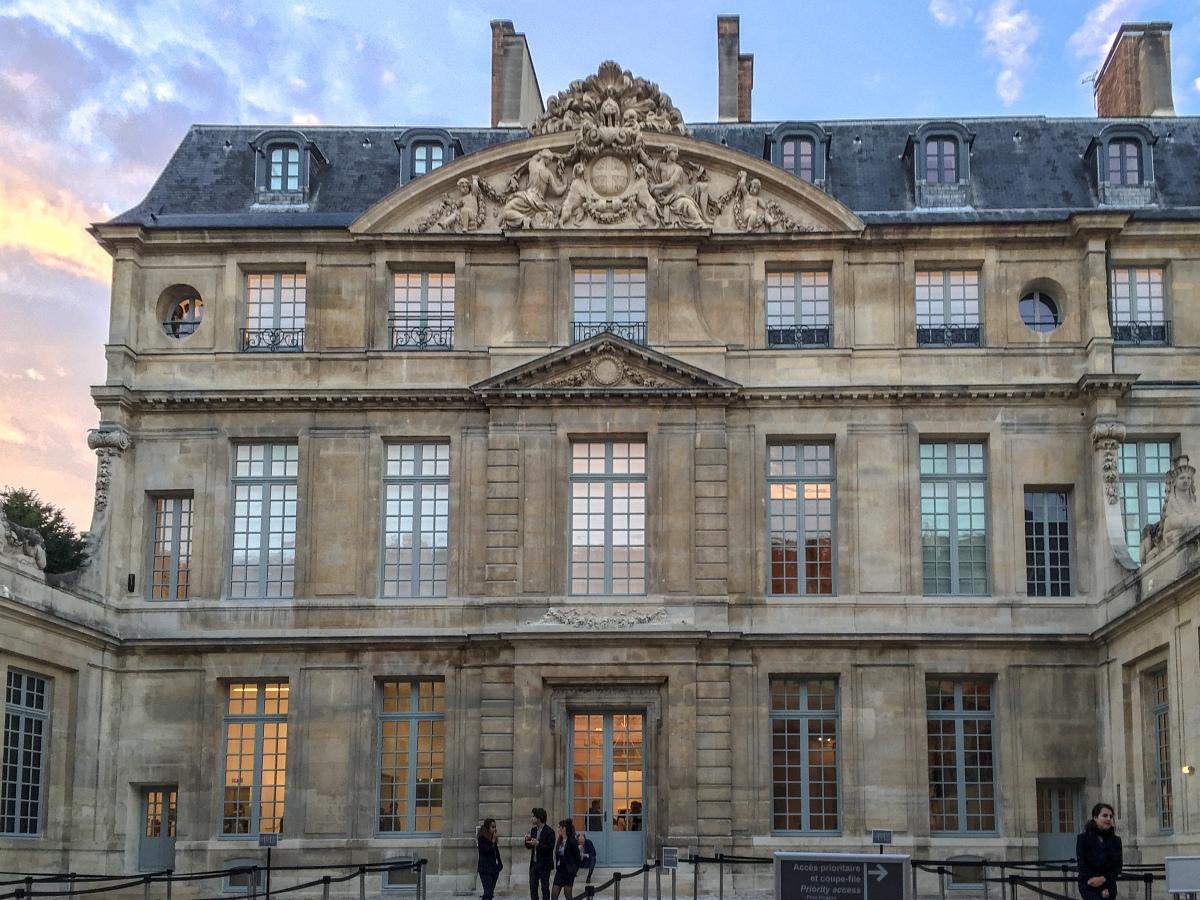 Hotel Sale Picasso Museum Paris