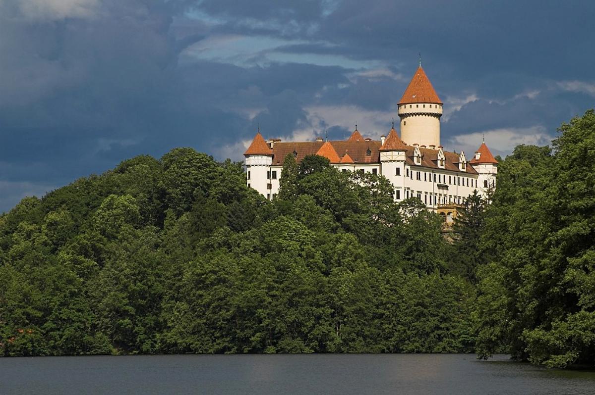 konopiscaront castle