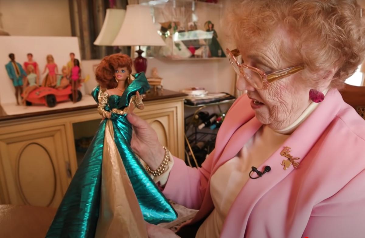Carol Spencer Barbie fashion designer