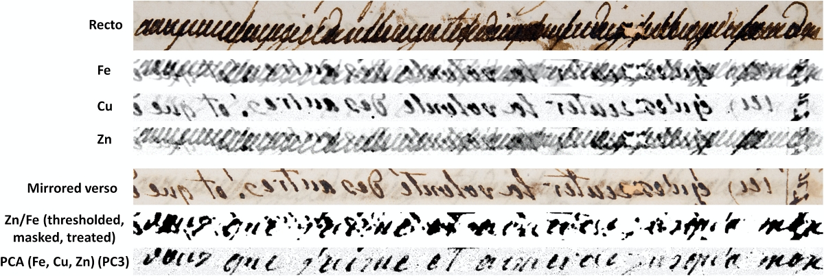 redacted sections of Marie Antoinettes letters are being uncovered