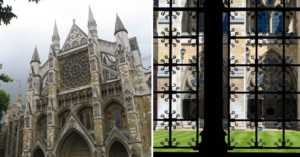 views of Westminster Abbey