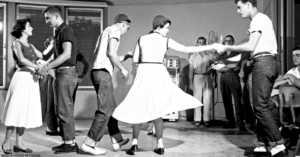 FSU School Dance Florida 1953
