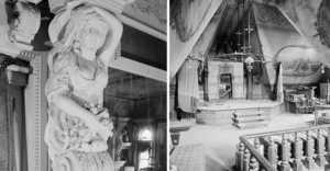 Körner's Folly interiors
