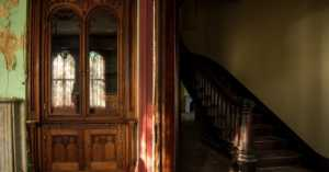 Seymour Mansion in Auburn, New York
