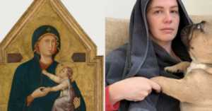 people use the museum challenge to recreate classic paintings at home