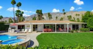 Walt Disney's Palm Springs House up for sale